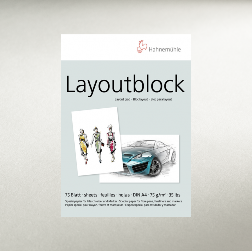 Бумага для маркера Layoutblock